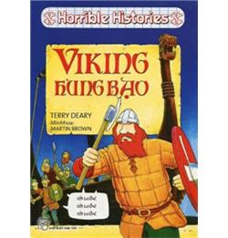 Horrible histories - viking hung bạo