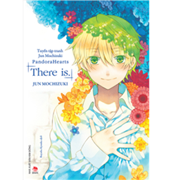 ARTBOOK PANDORAHEARTS: THERE IS